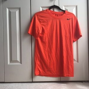 Work out tee shirt